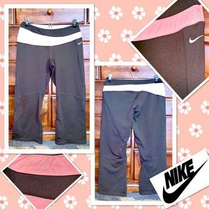 🌻 Nike Dri-Fit Activewear Capri Leggings 🌻